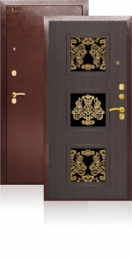 Сейф-дверь Аргус «ДА-16»